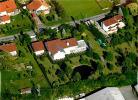 Parkvilla mit Teich